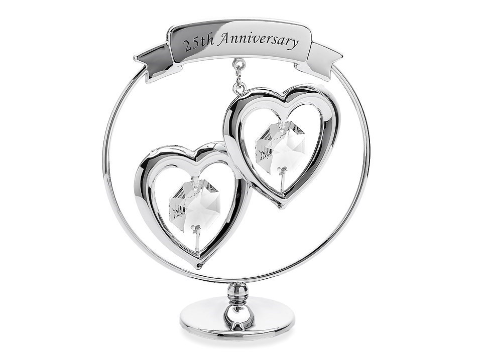 Crystocraft 25th Anniversary Ornament